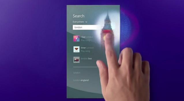 Microsoft Pamer Fitur Bing Smart Search di Windows 8.1