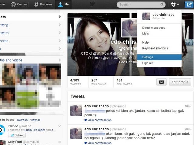 Cara Mengamankan Akun Twitter dengan Verifikasi Ganda