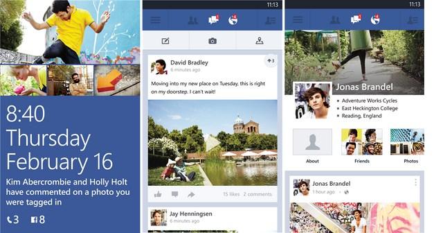 Update Facebook 5.1 untuk Windows Phone Menuai Banyak Hujatan