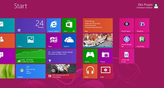 8 Fitur yang Hilang di Windows 8.1