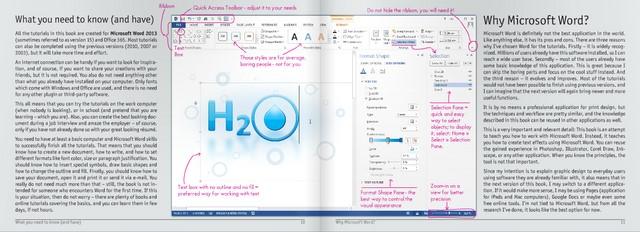 Desain iOS 7 Dibuat di Microsoft Word?
