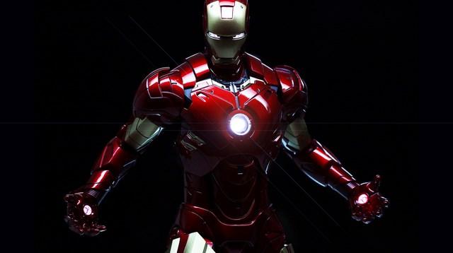 Wow..Militer Amerika Bakal Memakai Kostum Berteknologi Iron Man!