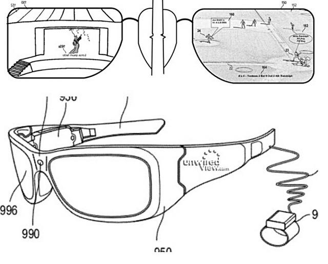 Microsoft dan Samsung Tengah Mengembangkan Kacamata Cerdas