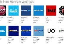 Microsoft Menjadikan Mobile Web Sebagai Aplikasi Windows Phone