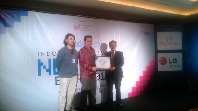 Windows XP, 7, dan 8 Terpilih Sebagai Indonesia Most Favorite Netizen Brand 2013