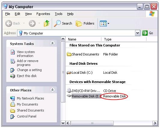 Cara Memunculkan Opsi Format ke NTFS di Windows XP
