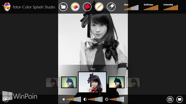 Review Aplikasi Color Splash Studio Windows 8: Bebas Mengatur Warna Objek