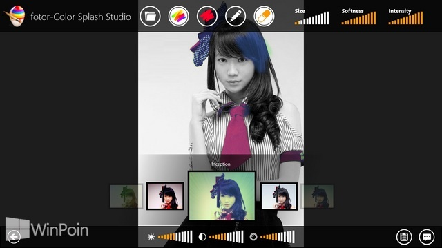 Review Aplikasi Color Splash Studio Windows 8: Bebas Mengatur Warna Objek