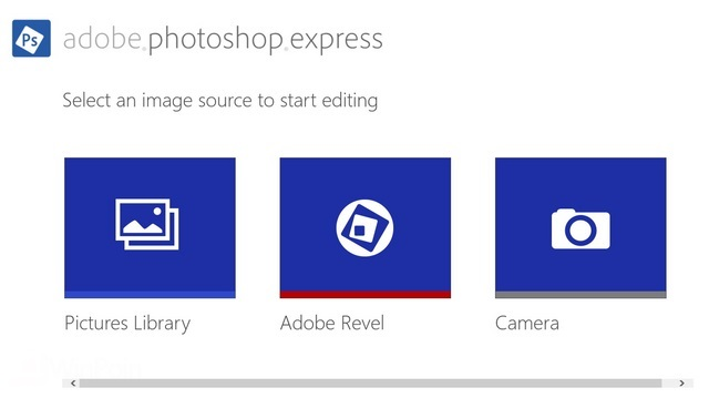 Review Aplikasi Photoshop Express Windows 8: Aplikasi Editing Foto Simpel