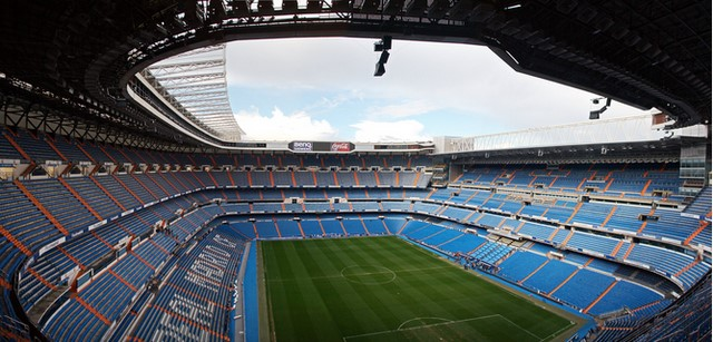 Bill Gates Ingin Microsoft Menjadi Nama Stadion Santiago Bernabeu