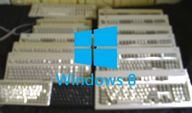 Shorcut Keyboard Penting di Windows 8