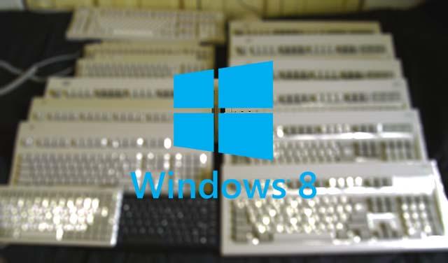 Shorcut Keyboard Penting di Windows 8