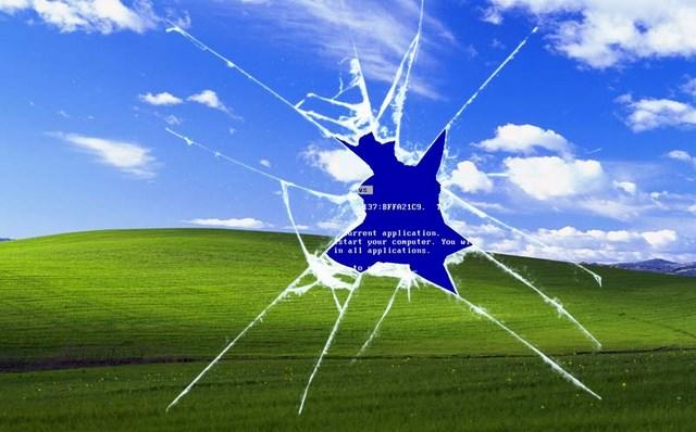 Bugs XP: SVCHOST Memakan Resource CPU Hingga 100%