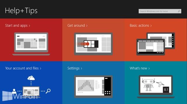 Update Windows 8.1 RTM Gelombang 1 Bocor ke Publik