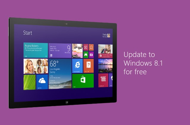 5 Hal Mengagumkan di Proses Update Windows 8.1