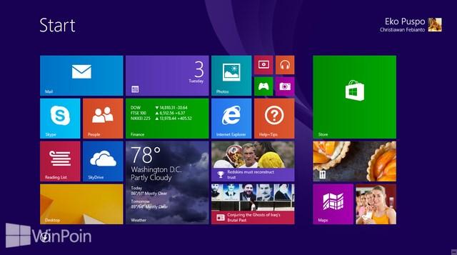 Siapkan Bandwidth, Windows 8.1 Dirilis Sore Nanti!