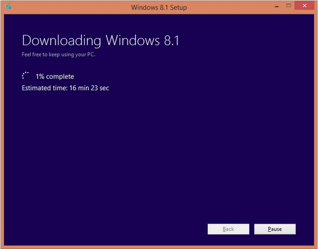Cara Mendownload File ISO Windows 8.1 dengan Lisensi Legal Windows 8