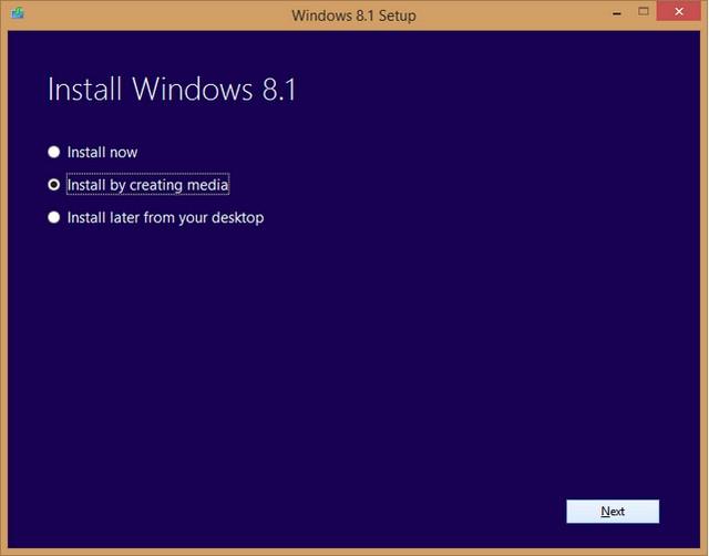 Cara Mendownload File ISO Windows 8.1 dengan Lisensi Legal Windows 8