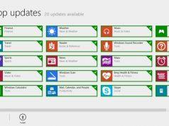 Update Aplikasi Built-in Windows 8.1 Sudah Tersedia