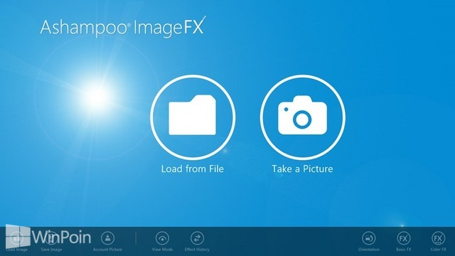 Download Aplikasi Ashampoo ImageFX untuk Windows 8