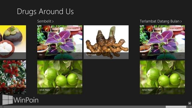Download Aplikasi Drugs Around Us untuk Windows 8