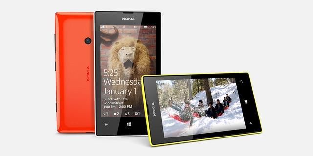 Nokia Mengumumkan Akan Menjual Lumia 525 tengah Desember