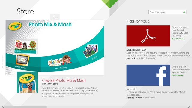 Stats: 1.7 Juta App Didownload Setiap Hari di Windows Store