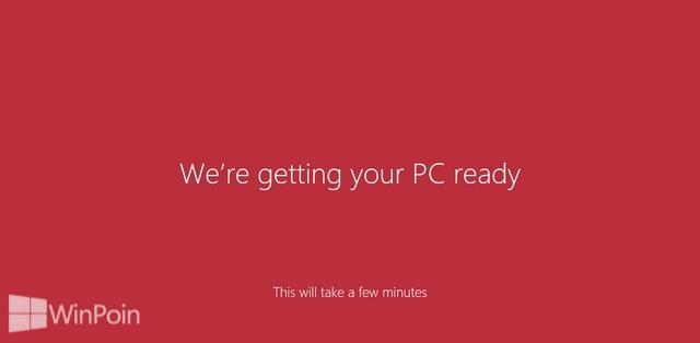 Cara Melakukan Refresh di Windows 8