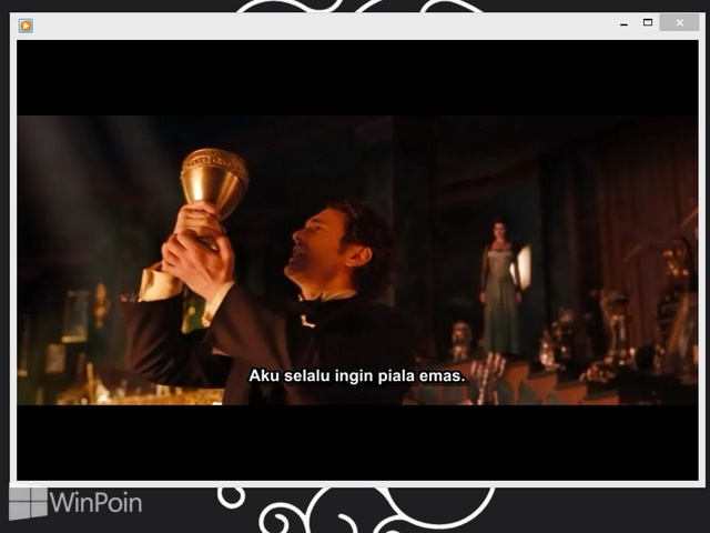 Cara Memasukkan Subtitle pada Windows Media Player