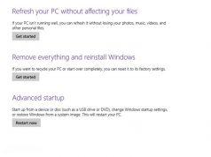 Cara Membuat Custom Recovery Image untuk Refresh Windows 8 & 8.1