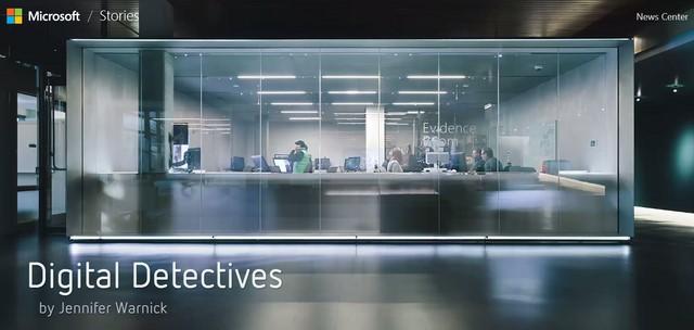 Microsoft Memamerkan Kecanggihan Cybercrime Lab Miliknya
