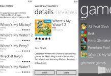 Pengguna Windows Phone, Segera Download Beberapa Aplikasi Gratis dari Disney