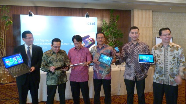 Indosat Menjadi Operator Modern Pertama di Indonesia