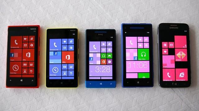 Q3 2013: Market Share Android dan iOS Statis, Windows Phone Terus Meningkat