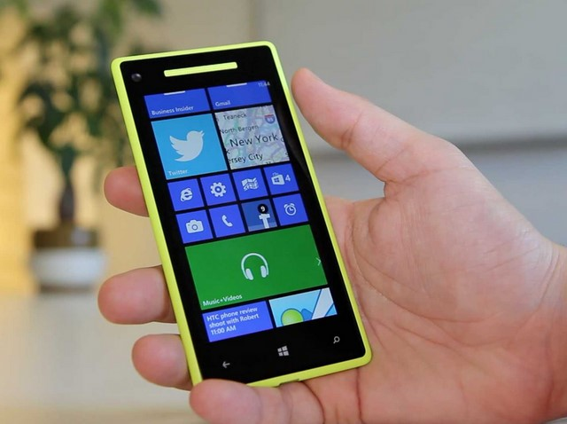 Market Share Windows Phone Meningkat 2 Kali Lipat