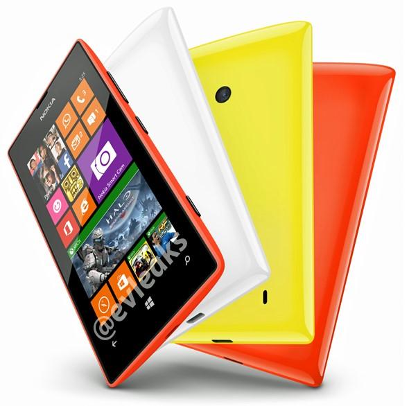 Inilah Tampilan dan Spesifikasi Nokia Lumia 525