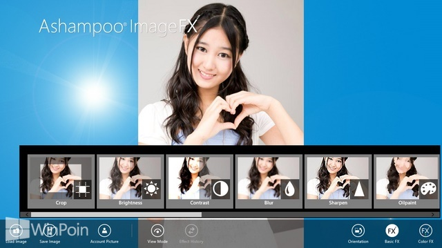 Review Aplikasi Ashampoo ImageFX Windows 8: Foto Editor Fitur Dasar Memuaskan