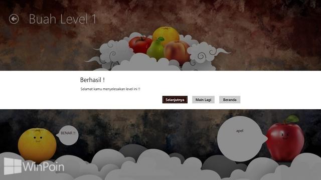 Review Aplikasi Iya Bisa Jadi Tidak Windows 8: Game yang Melatih Kepekaan Kamu