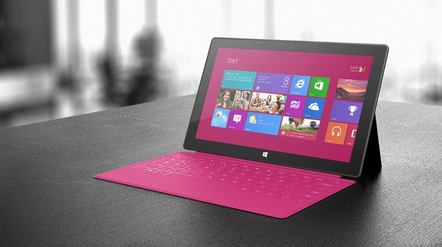 WOW: Tablet Microsoft Surface Segera Hadir di Indonesia?