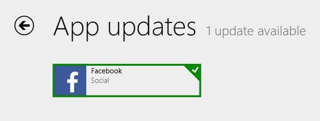 Facebook App untuk Windows 8.1 Diupdate dengan Berbagai Fitur Baru
