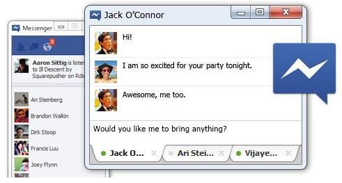 Facebook Masih Support Messenger untuk Windows Meskipun Link Downloadnya Dihilangkan