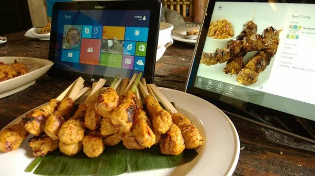Serunya Windows On Location di Bali