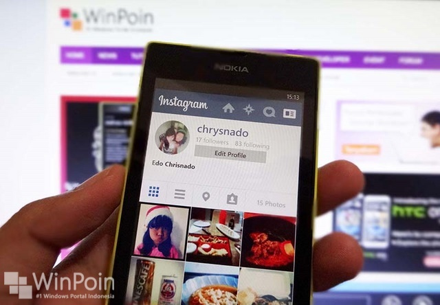 Download Video Instagram di Windows Phone dengan InstaVideo Downloader