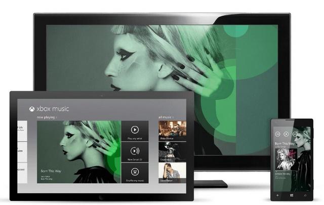 Aplikasi Xbox Music dan Xbox Video Windows Phone 8 Telah Dirilis