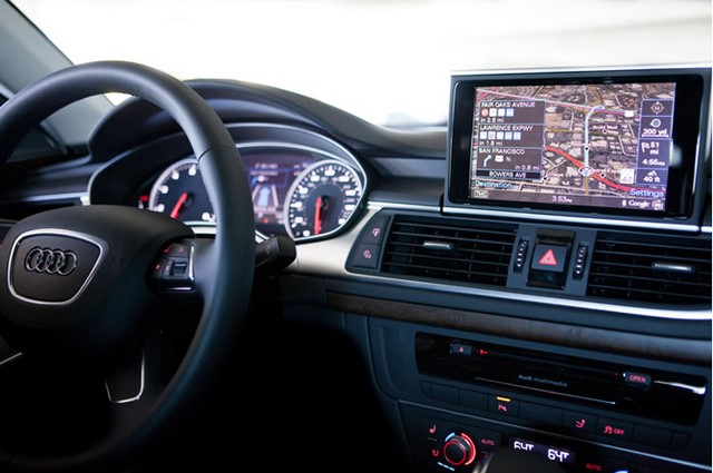 Mobil Audi Bakal Menggunakan Platform Berbasis Android