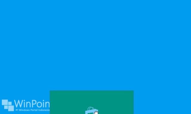 Cara Menutup Aplikasi Metro/Modern di Windows 8.1