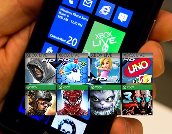 Dapatkan Diskon 50% dari Game Gameloft untuk Windows Phone 8