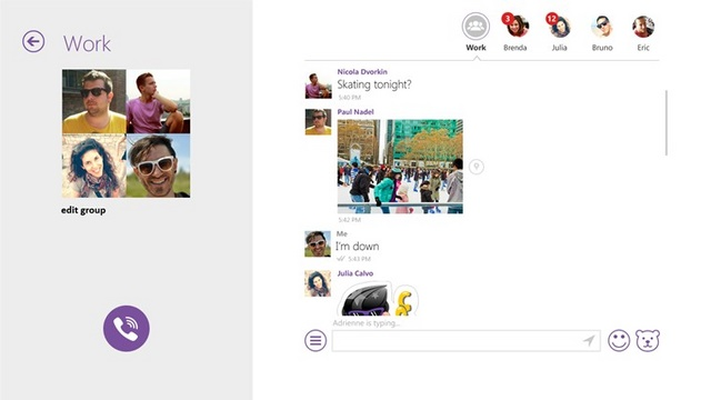 Aplikasi Viber Sudah Cross Platform, Sekarang Ada di Windows 8
