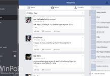 Aplikasi Facebook Windows 8.1 Menerima Update Major