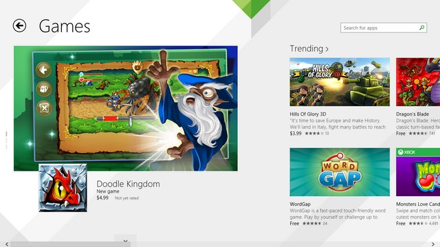 Pembelian Game di Windows Store naik 34 Persen! Kabar Baik Bagi Developer Lokal